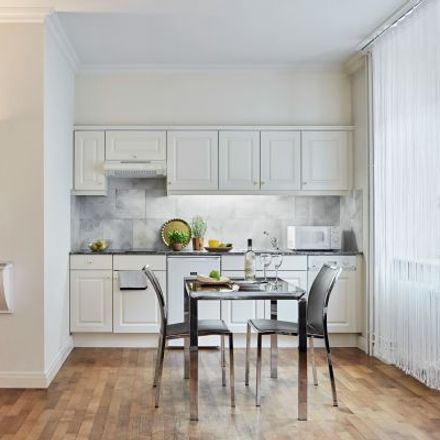 Rent this 1 bed apartment on Albertstrasse 7 in 8005 Zurich, Switzerland