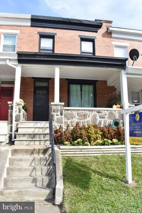 Rent this 3 bed townhouse on 819 Oldham Street in Baltimore, MD 21224
