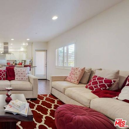 Rent this 3 bed condo on 1629 Armacost Avenue in Los Angeles, CA 90025