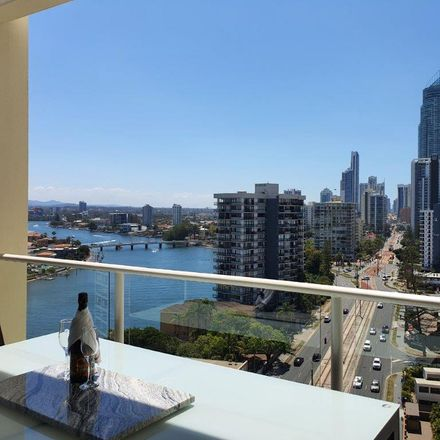 Rent this 3 bed apartment on 1303/18 Fern Street