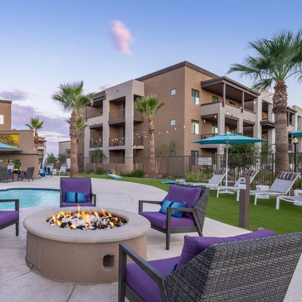 Rent this 2 bed apartment on 15598 West Verde Lane in Goodyear, AZ 85395