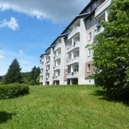 Rent this 2 bed apartment on Am Stadtpark 19 in 09468 Geyer, Germany