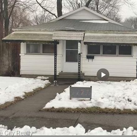Rent this 2 bed house on 1777 East Madge Avenue in Hazel Park, MI 48030