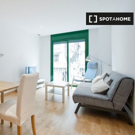 Rent this 2 bed apartment on Rambla del Poblenou in 65, 08005 Barcelona