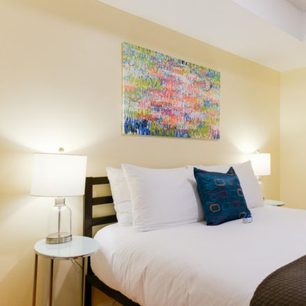 Rent this 1 bed apartment on University Plaza in Richmond Street West, Old Toronto