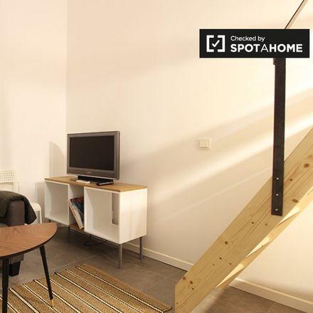 Rent this 0 bed apartment on U.G.T. Comisión Ejecutiva Federal in Calle de Hortaleza, 88