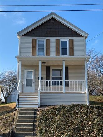 Rent this 2 bed house on Cooper St in Vandergrift, PA