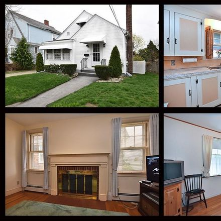 Rent this 4 bed apartment on 312 Nelson Street in Providence, RI 02908