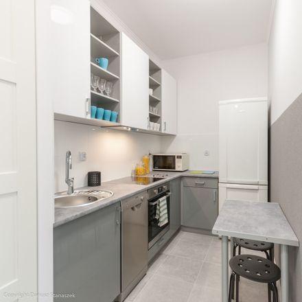 Rent this 2 bed apartment on Jana Bytnara Rudego 5 in 02-645 Warsaw, Poland