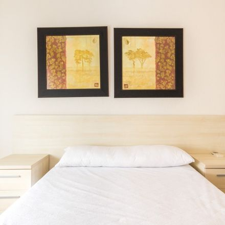 Rent this 1 bed apartment on Calle Matapozuelos in 28001 Madrid, Spain