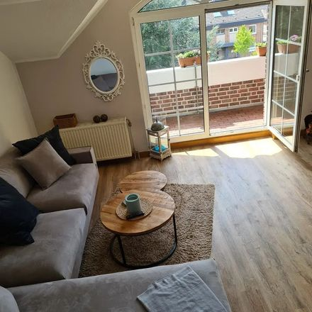 Rent this 1 bed apartment on Kaarster Straße 226a in 41462 Neuss, Germany