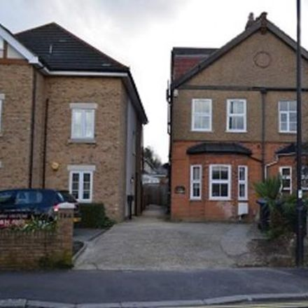 Rent this 2 bed apartment on Lavender Hill in London EN2 8NP, United Kingdom