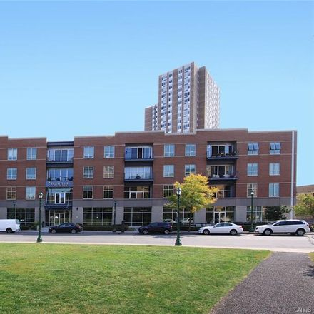 Rent this 2 bed apartment on 211 West Jefferson Street in Syracuse, NY 13202