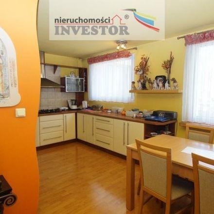 Rent this 3 bed apartment on Wschodnia Obwodnica GOP in 41-306 Dąbrowa Górnicza, Poland