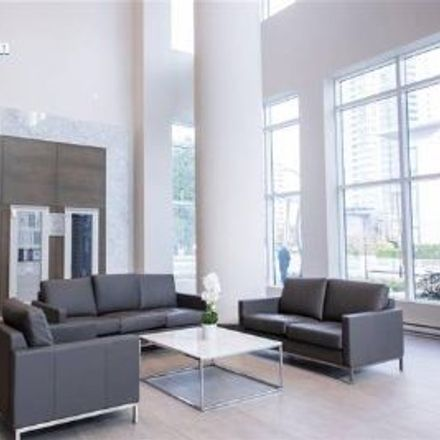 Rent this 1 bed apartment on The Park Metrotown in 4900 Lennox Lane, Burnaby