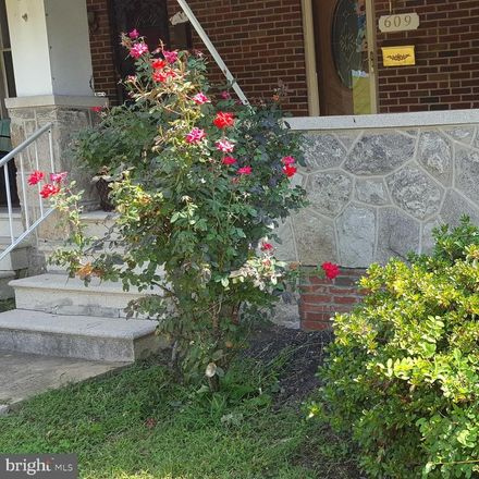 Rent this 4 bed townhouse on 609 Lyndhurst Street in Baltimore, MD 21229