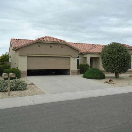 Rent this 2 bed house on N Via de la Caballa in Sun City West, AZ