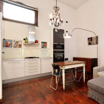 Rent this 1 bed apartment on Via Gerolamo Vida in 20127 Milan Milan, Italy