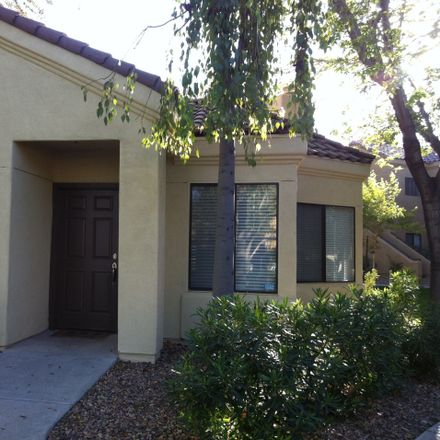 Rent this 3 bed townhouse on East Indian Bend Road in Scottsdale, AZ 85250