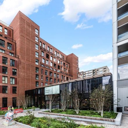 Rent this 1 bed apartment on The Highwood in Deacon Street, London SE17 1AY