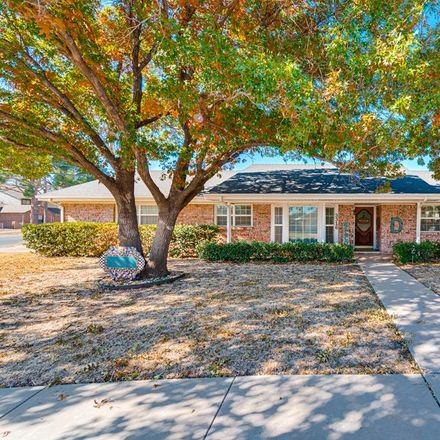 Rent this 3 bed house on 3316 Terrace Avenue in Midland, TX 79707