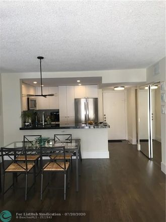 Rent this 1 bed condo on 740 Federal Highway in Pompano Beach, FL 33062