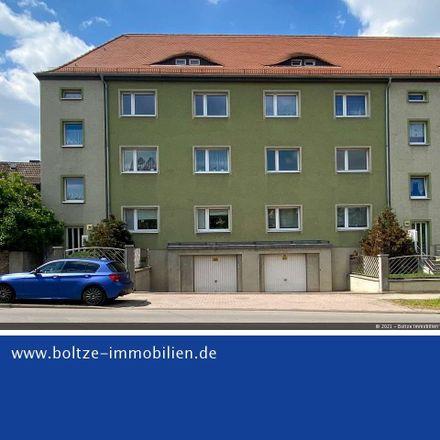 Rent this 4 bed apartment on Hallesche Straße in 06618 Naumburg (Saale), Germany
