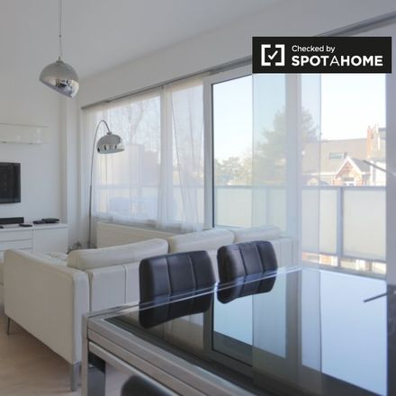Rent this 1 bed apartment on Avenue Molière - Molièrelaan 118A in 1050 Ixelles - Elsene, Belgium