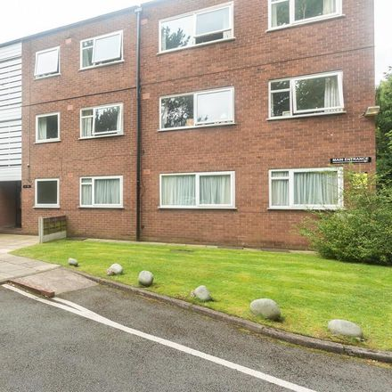 Rent this 1 bed apartment on Stockport SK4 3HA