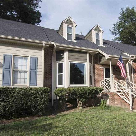 Rent this 3 bed townhouse on Shadow Bark Ct in Raleigh, NC