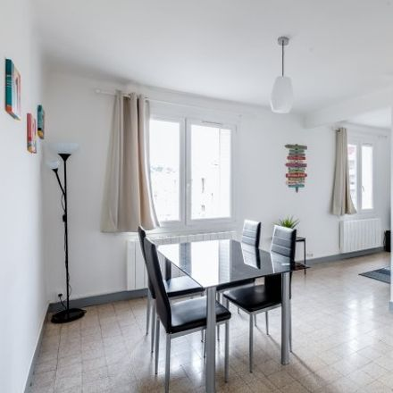 Rent this 1 bed apartment on 84 Rue Borde in 13008 Marseille, France
