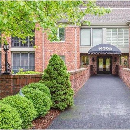 Rent this 2 bed condo on 14308 East Conway Meadows Court in Chesterfield, MO 63017