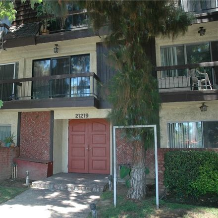 Rent this 2 bed townhouse on Roscoe Blvd in Canoga Park, CA
