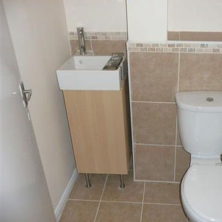 Rent this 1 bed apartment on 16 Lister Road in Wellingborough NN8 4EN, United Kingdom