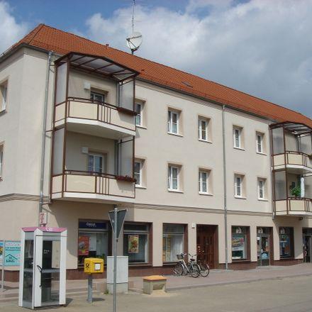 Rent this 2 bed apartment on Deutsche Post / Hermes Paket Shop in Bergmannstraße, 03130 Spremberg