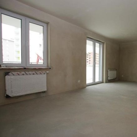Rent this 3 bed apartment on Rondo Romana Dmowskiego in 35-001 Rzeszów, Poland