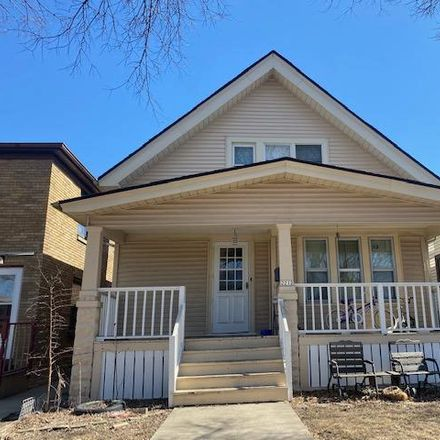 Rent this 3 bed apartment on 2212 South 68th Street in West Allis, WI 53219