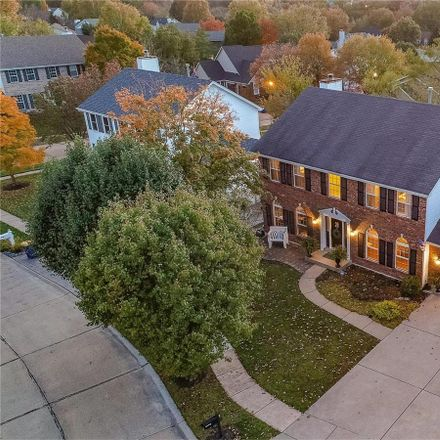 Rent this 4 bed house on 323 Harbour Pointe Dr in Grover, MO