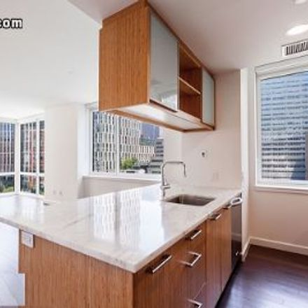 Rent this 1 bed house on North End Avenue in New York, NY 10282