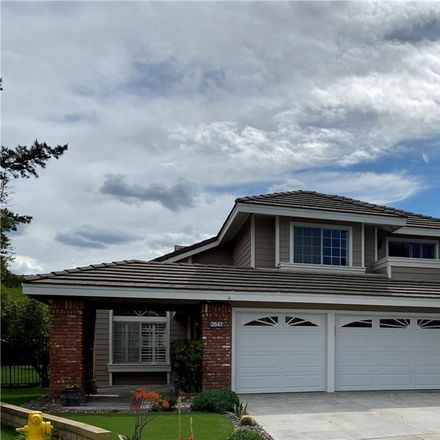 Rent this 4 bed house on 2647 Macadamia Ct in Chino Hills, CA