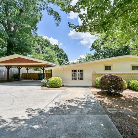 Rent this 3 bed house on 3659 Ashwood Drive Southeast in Smyrna, GA 30080