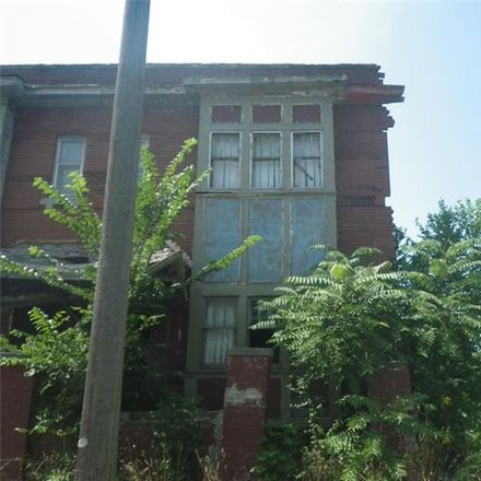 Rent this 2 bed townhouse on 7641 Brush Street in Detroit, MI 48202