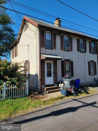 Rent this 3 bed townhouse on 7 Quinter Street in West Pottsgrove, PA 19464
