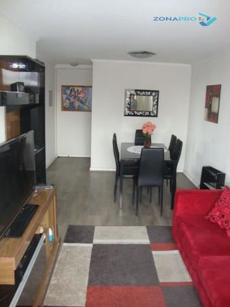 Rent this 3 bed apartment on Avenida General Bustamante 1015 in 777 0613 Ñuñoa, Chile