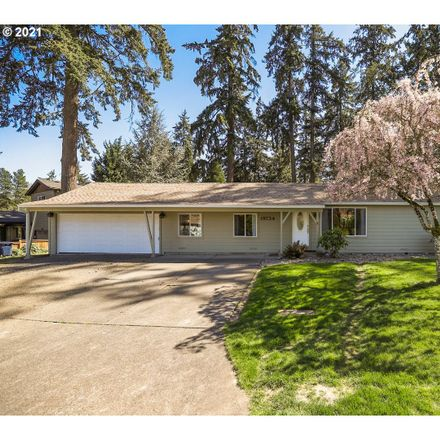 Rent this 3 bed house on 19734 Southwest Wright Street in Aloha-Reedville, OR 97078