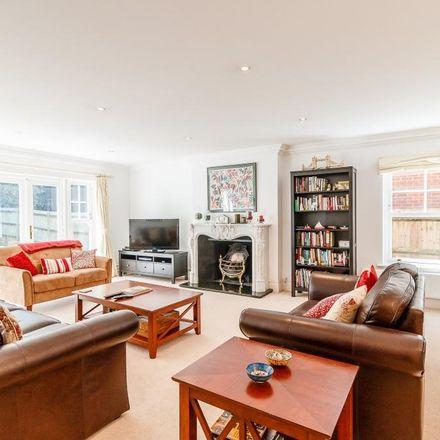 Rent this 6 bed house on Elizabeth Hart Court in 11 Mayfield Road, Weybridge KT13 8XE