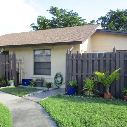 Rent this 2 bed condo on 127 Gate Road in Hollywood, FL 33024