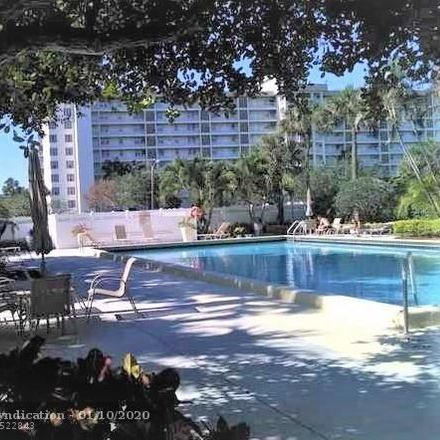 Rent this 1 bed condo on 3503 Oaks Way in Pompano Beach, FL 33069
