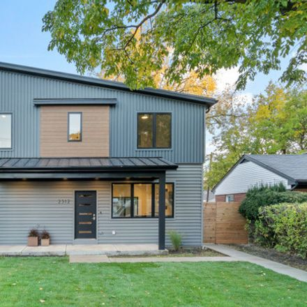 Rent this 4 bed house on 2312 Greenleaf Street in Evanston, IL 60202