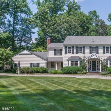 Rent this 4 bed house on Overleigh Rd in Bernardsville, NJ